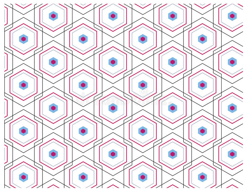 Geometry Pattern royalty free stock images