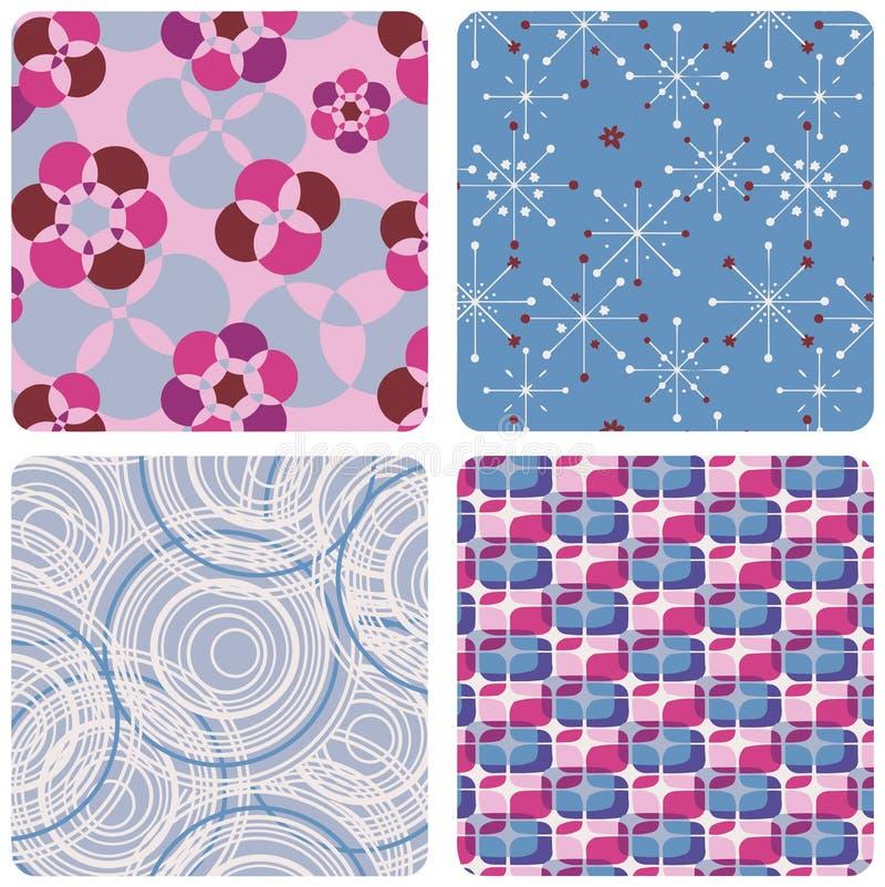 geometryczni wzory ilustracji