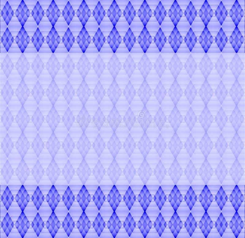 Geometryczny deseniowy tło obrazy stock