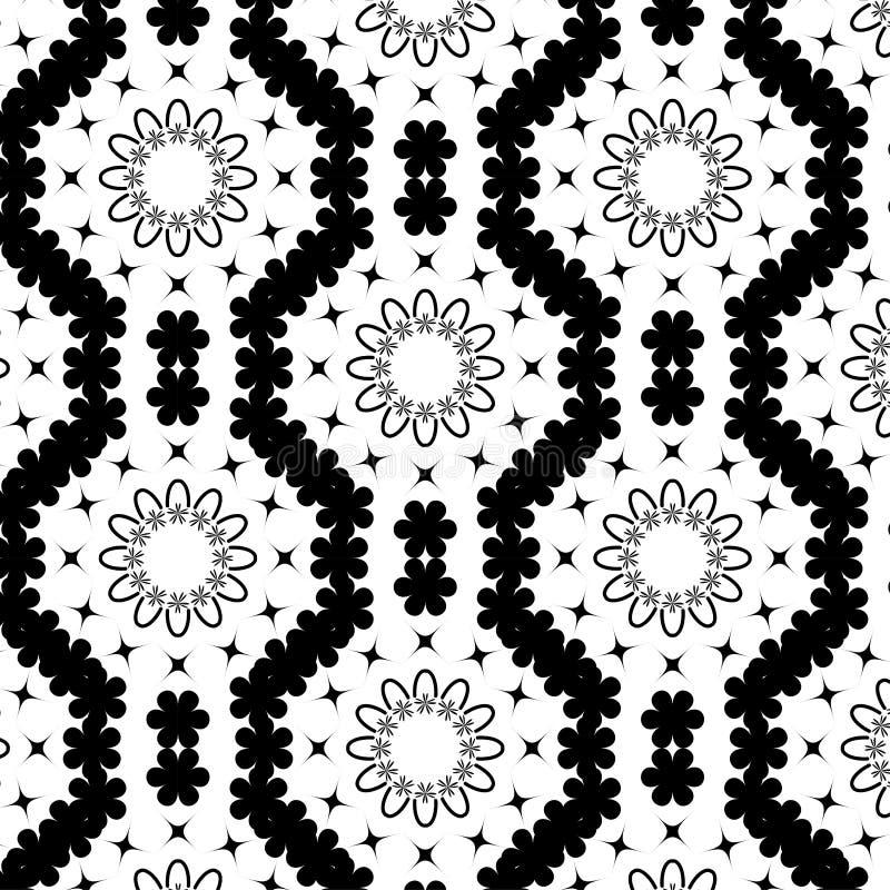 Geometryczny deseniowy tło i kreatywnie ilustracyjny szablon obrazy royalty free