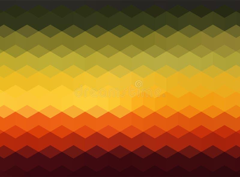 geometryczny tło ilustracji