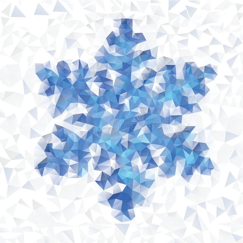Geometryczny tło dla projekta royalty ilustracja