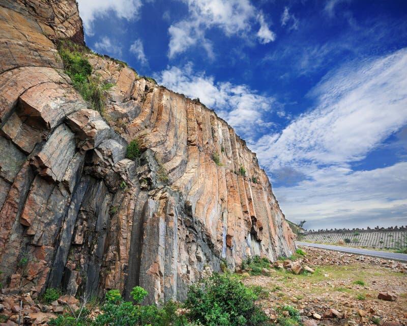 Geopark de Hong-Kong imagen de archivo