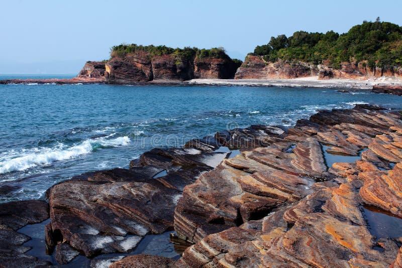 Geopart - Tung rosa Chau royaltyfri bild