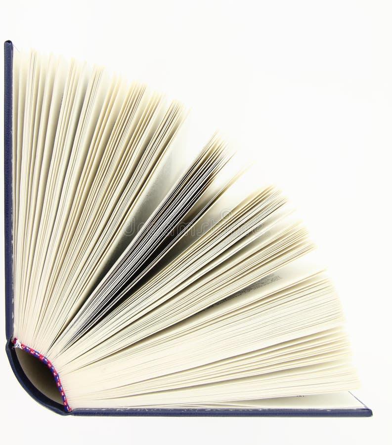 Geopend boek royalty-vrije stock foto