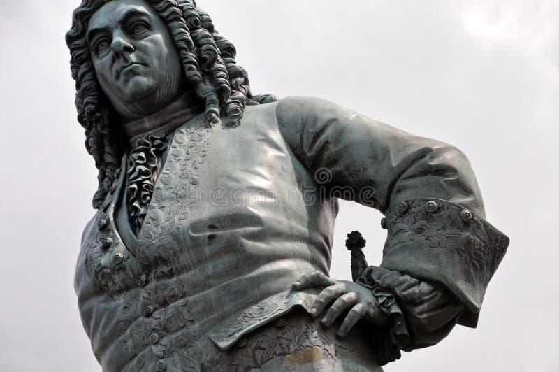 Georg Friedrich Händel photo stock