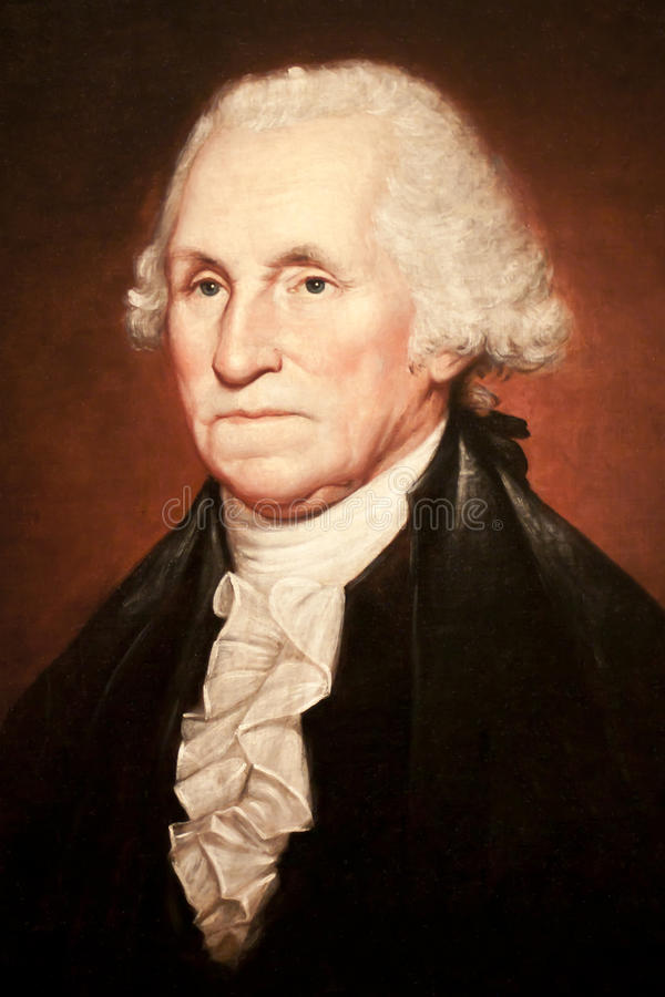 George Ουάσιγκτον στοκ φωτογραφία με δικαίωμα ελεύθερης χρήσης