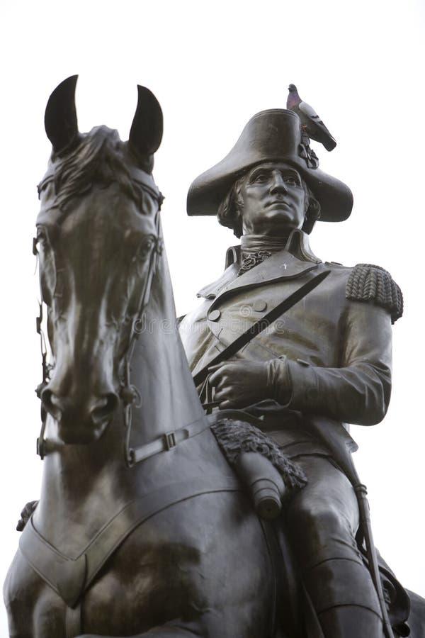 George 4 pomnik Waszyngtona obrazy stock