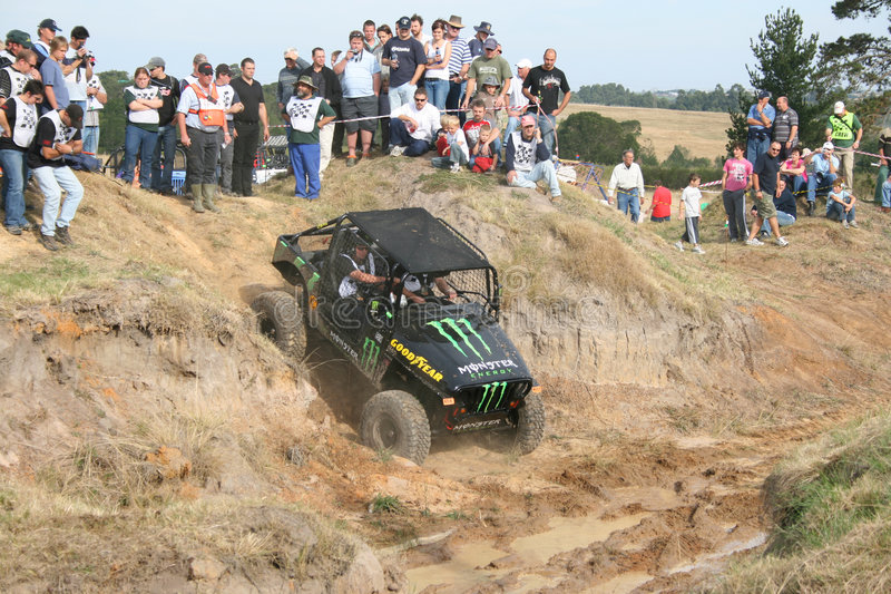 Download George 4x4 Extreme Regionals Editorial Stock Photo - Image: 5619313