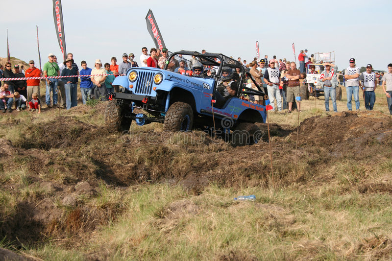 Download George 4x4 Extreme Regionals Editorial Photo - Image of panel, ratracemedia: 5659181