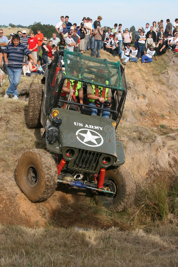 Download George 4x4 Extreme Regionals Editorial Stock Photo - Image: 5713128