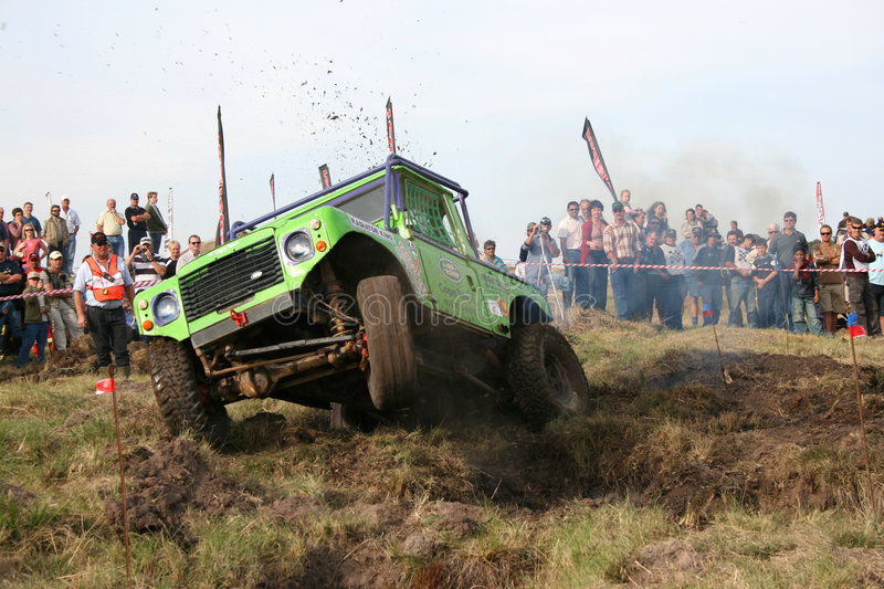 Download George 4x4 Extreme Regionals Editorial Stock Photo - Image: 5759848