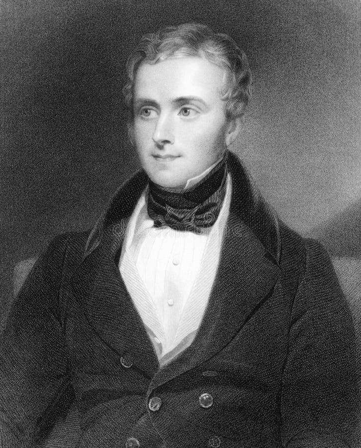 George Alexander Hamilton stock images