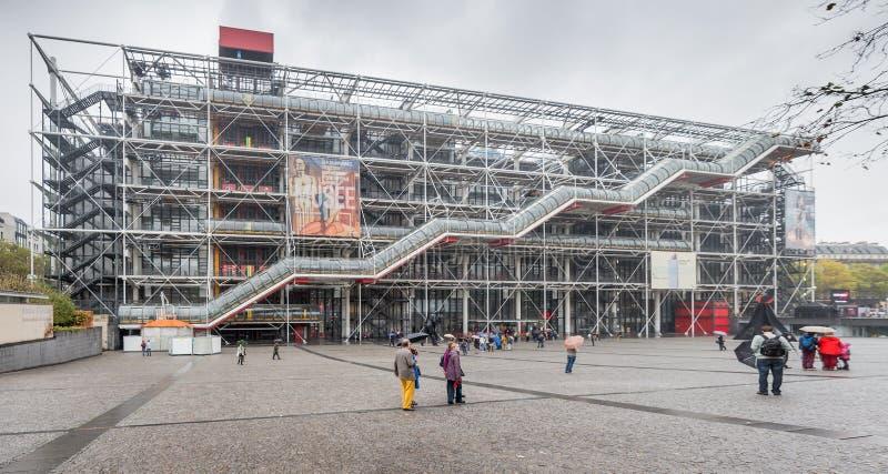 George Center Pompidou fotos de stock