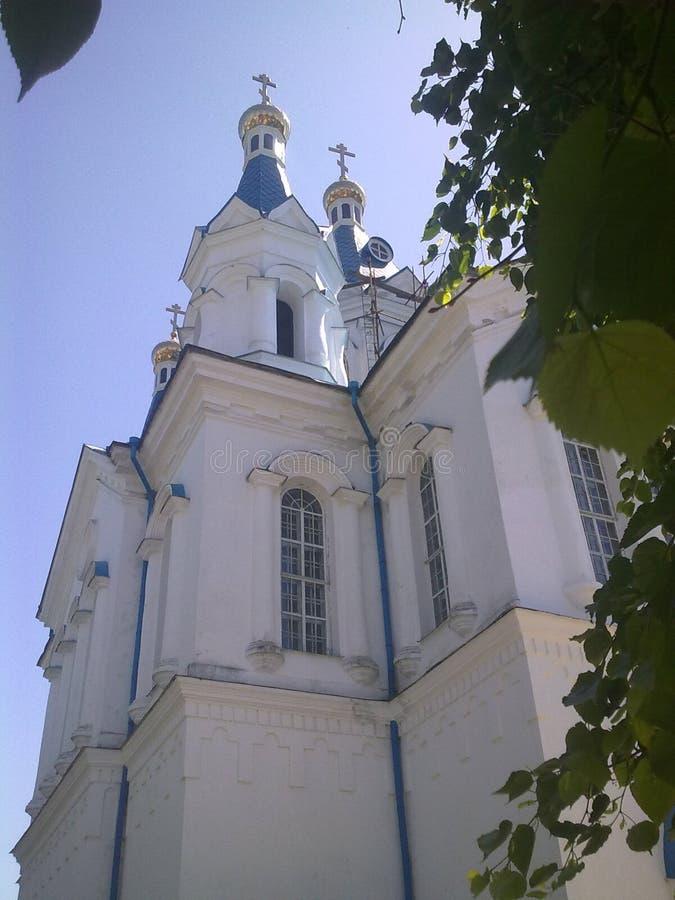George chirch, Kamenets-Podolskiy, Ukraina zdjęcie stock