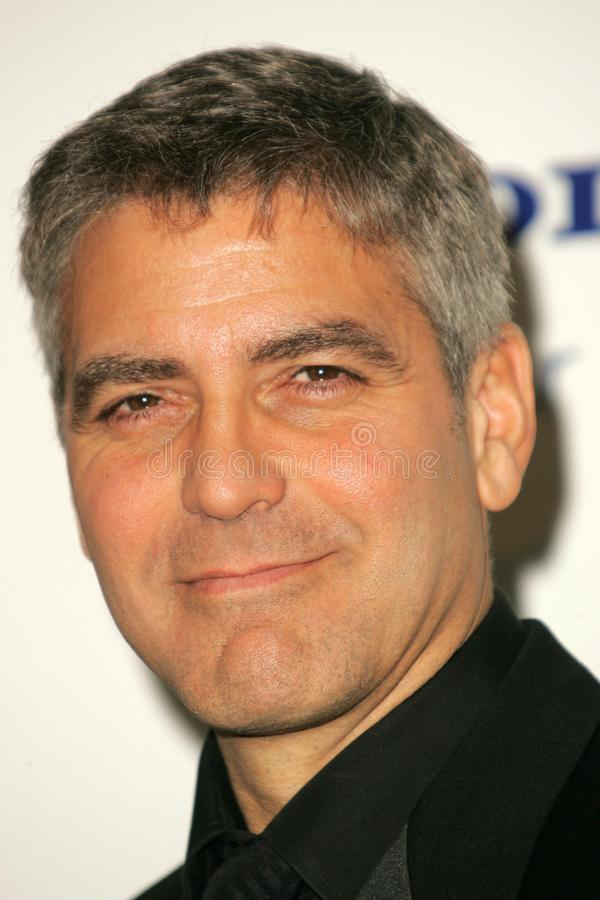 Download George Clooney editorial photography. Image of clooney - 20288447