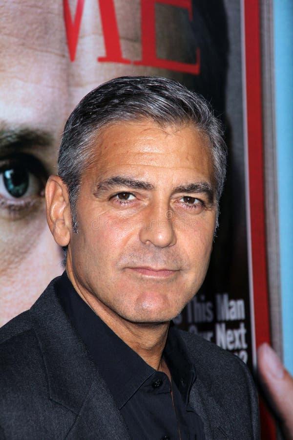 George Clooney fotos de stock