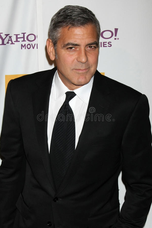 George Clooney Editorial Stock Photo