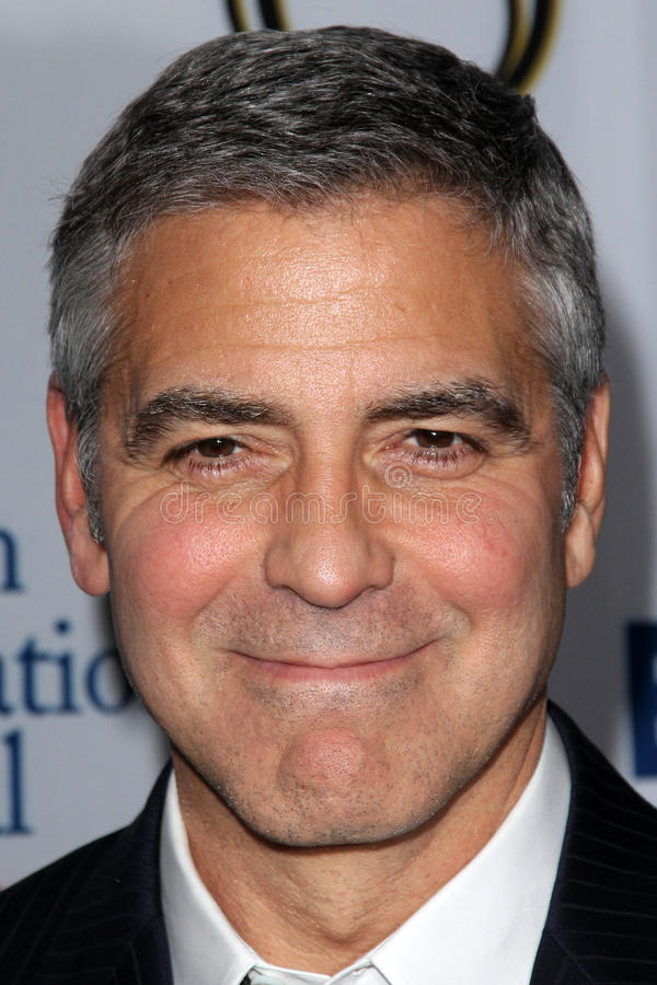 George Clooney fotos de stock royalty free