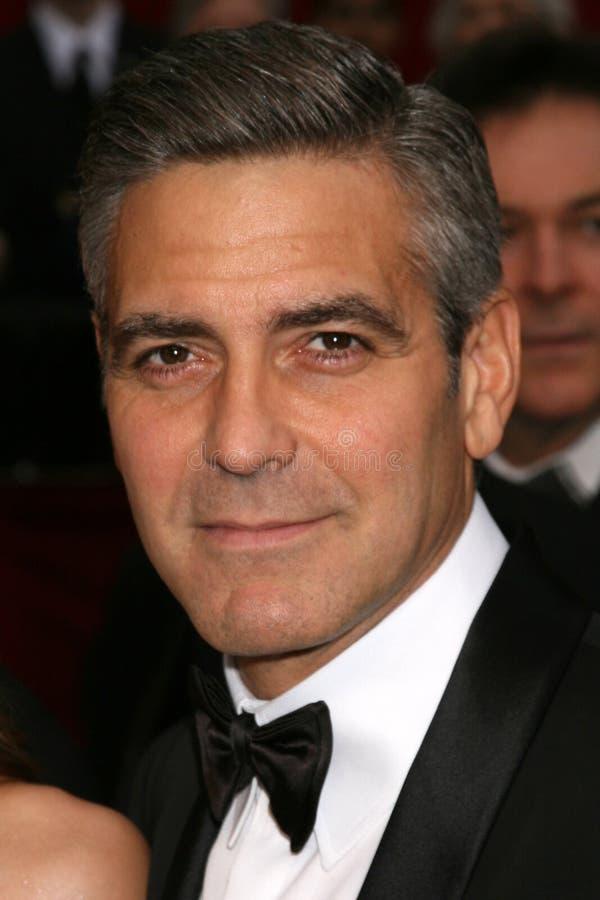 George Clooney immagini stock