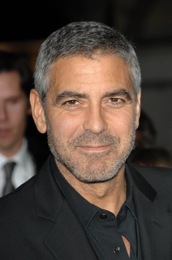 George Clooney stock fotografie