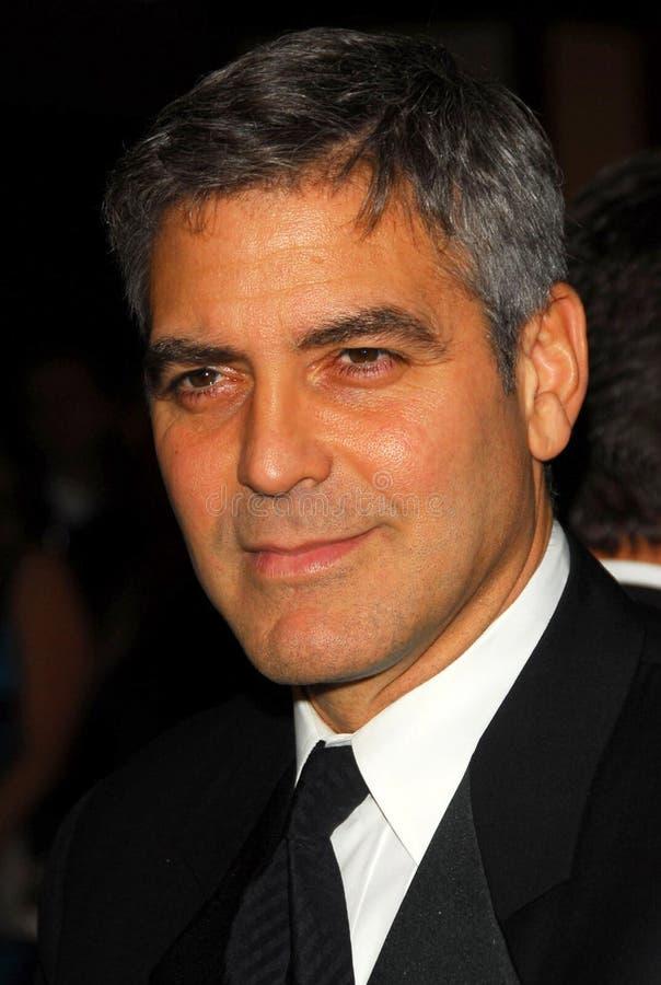 George Clooney στοκ φωτογραφίες