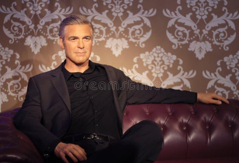 George Clooney foto de stock royalty free