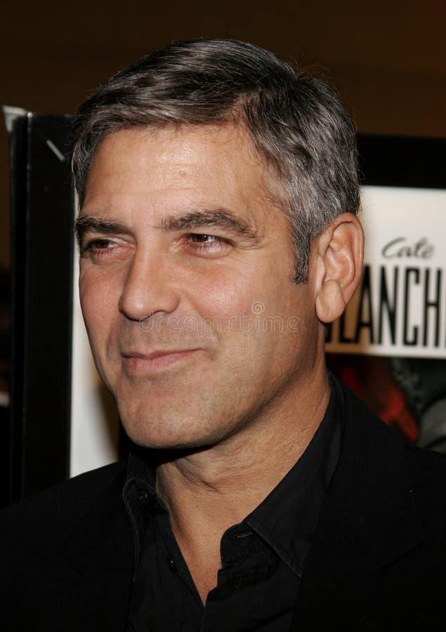 George Clooney image stock
