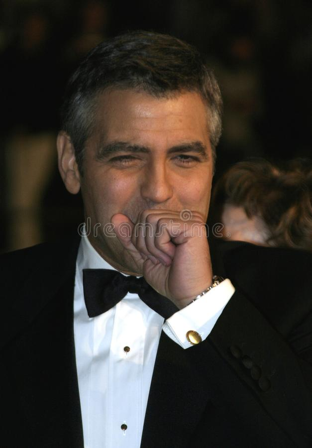 George Clooney royalty-vrije stock fotografie