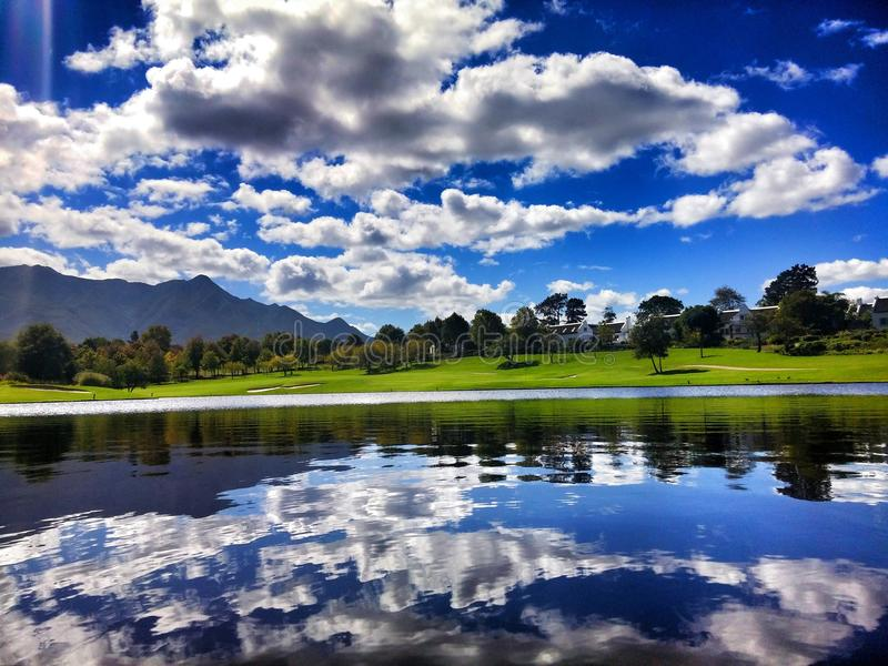 George, fancourt royalty free stock images