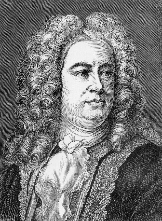 George Frideric Handel. (German: Georg Friedrich Händel; 1685 - 1759) was a German-born British Baroque composer famous for his operas, oratorios, anthems
