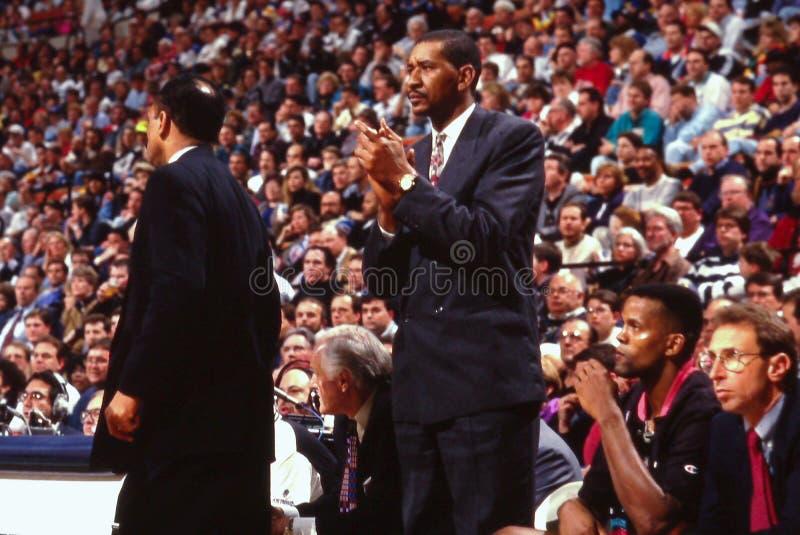 George Gervin, San Antonio Spurs photo libre de droits