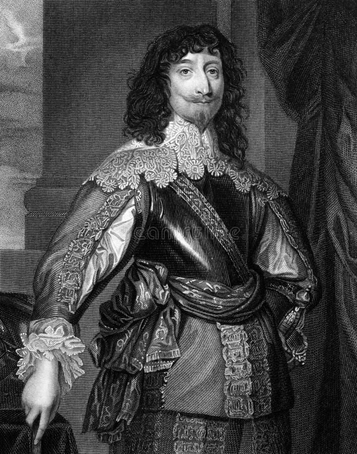 George Gordon, 2ème marquis de Huntly photographie stock