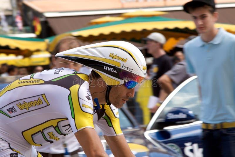 George Hincapie - Tour De France 2009 Editorial Image