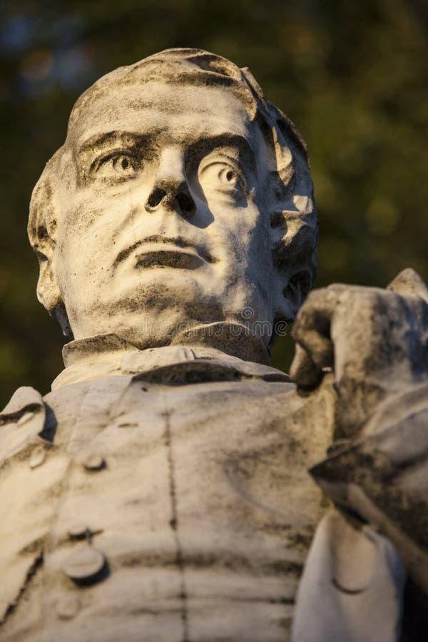 George Leeman Statue en York imagenes de archivo