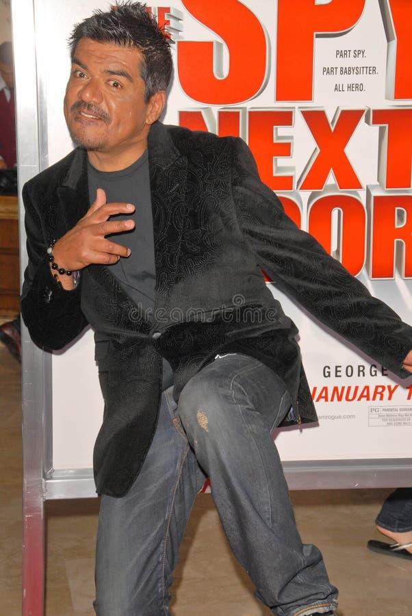 George Lopez stock afbeelding