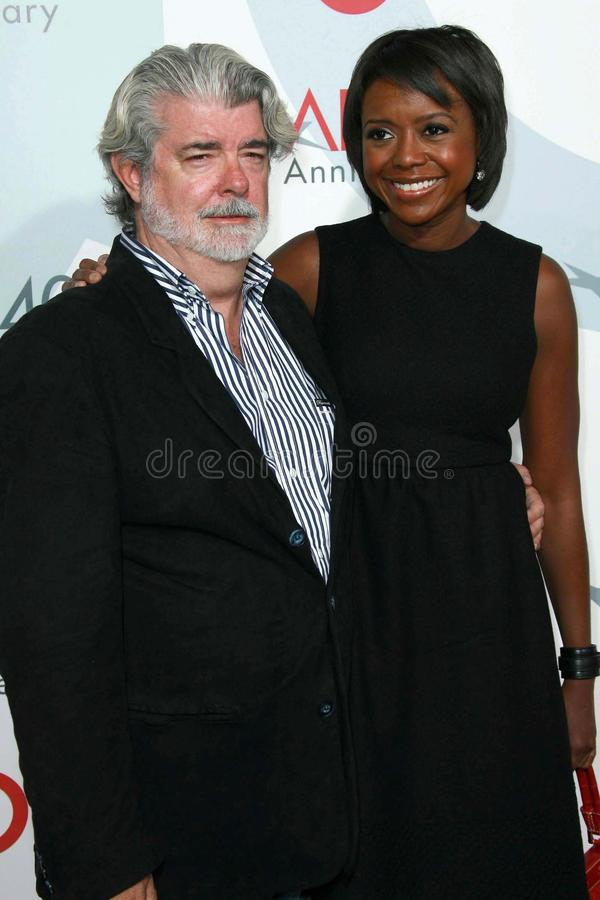 Download George Lucas editorial photo. Image of 40th, anniversary - 24569701