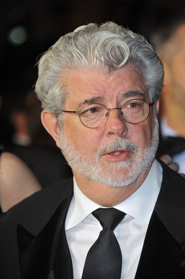 George Lucas image libre de droits