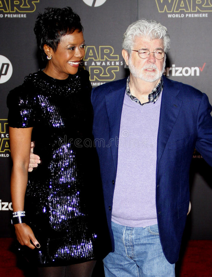 George Lucas photo libre de droits