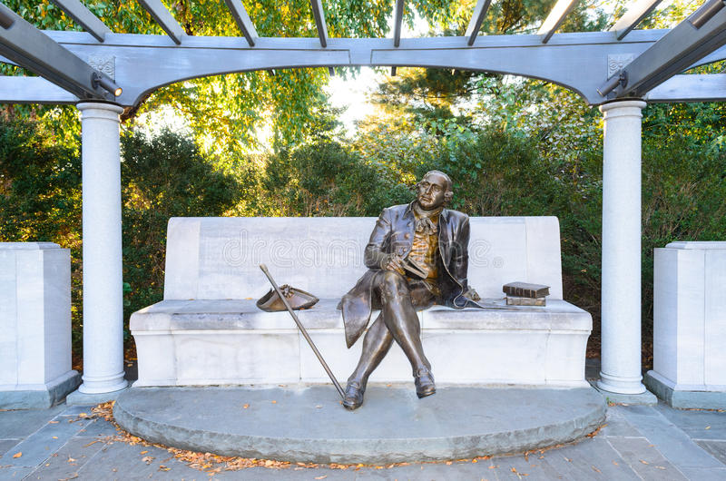 George Mason Memorial. Virginia Washington DC Mall stock images