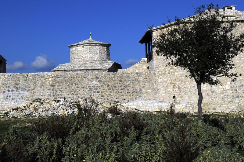 george monasteru st obrazy stock