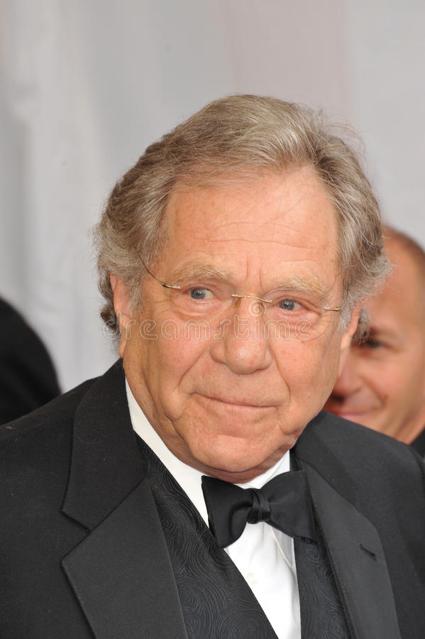 George Segal. At the 2010 AFI Life Achievent Award Gala, honoring director Mike Nichols, at Sony Studios, Culver City, CA. June 10, 2010 Los Angeles, CA Picture stock image