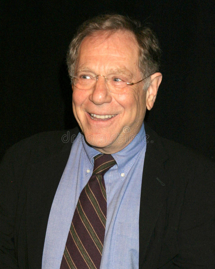 George Segal. Craig Ferguson Book Release Party 'Between the Bridge and the River' Tropicana Bar at the Roosevelt Hotel Los Angeles, CA April 10, 2006 stock photography