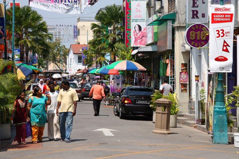 George Town, Malaisie image libre de droits