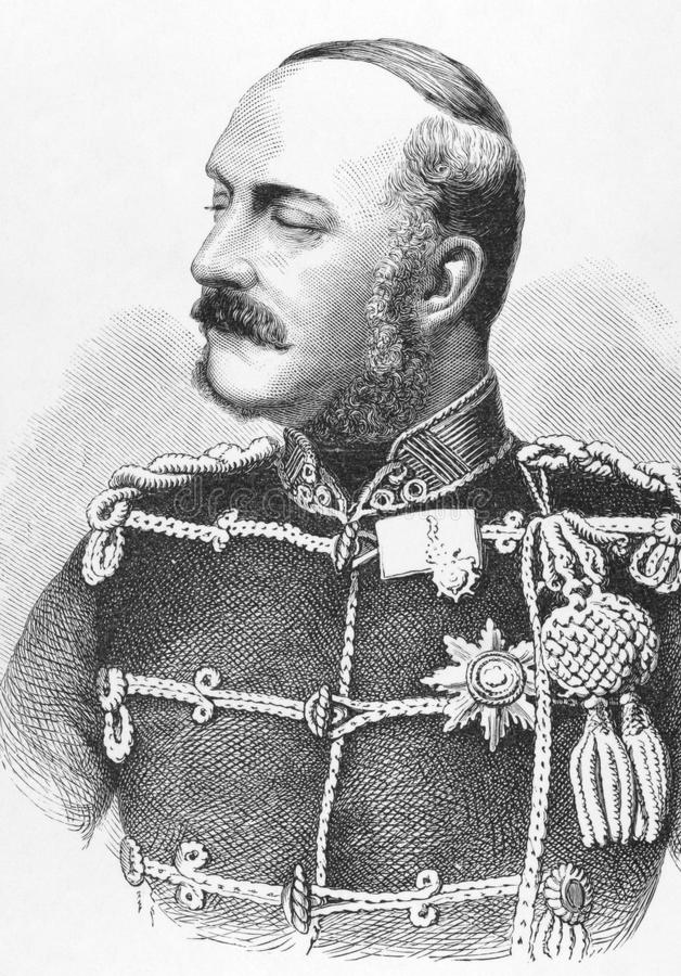George V di Hannover fotografia stock
