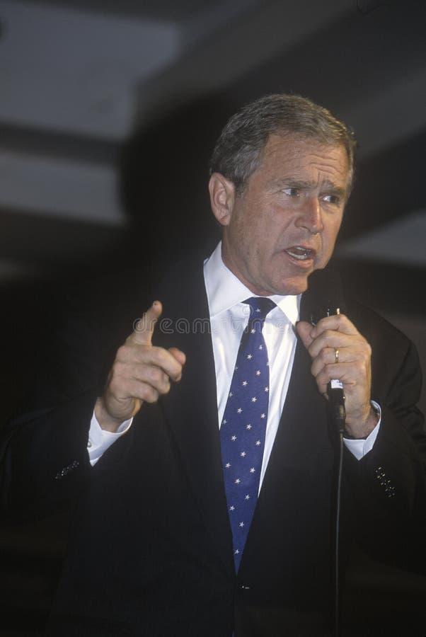 George W. Bush photos stock