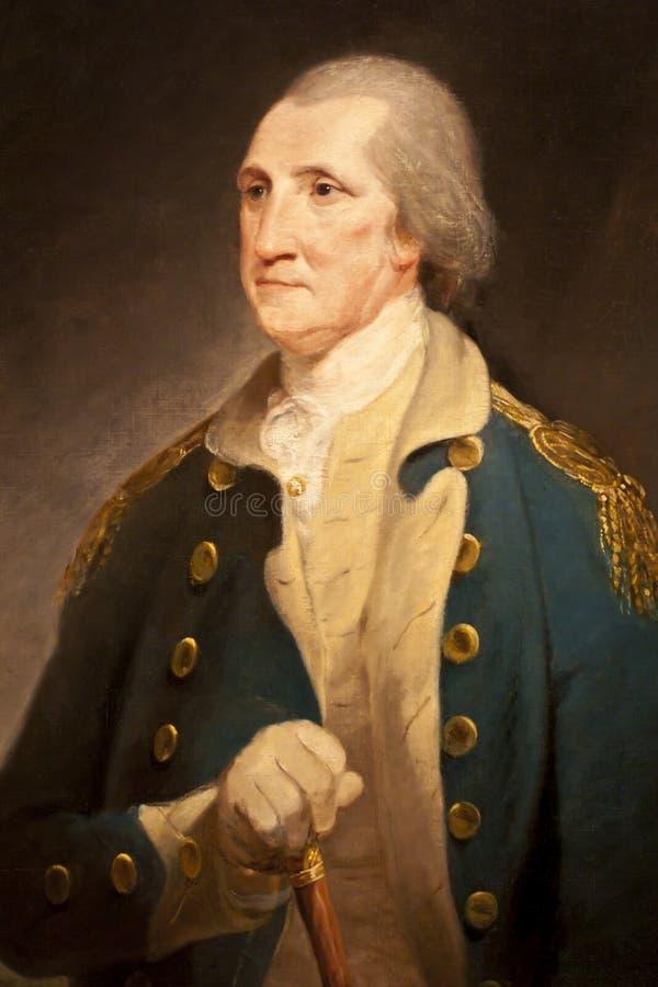 george Washington zdjęcia stock