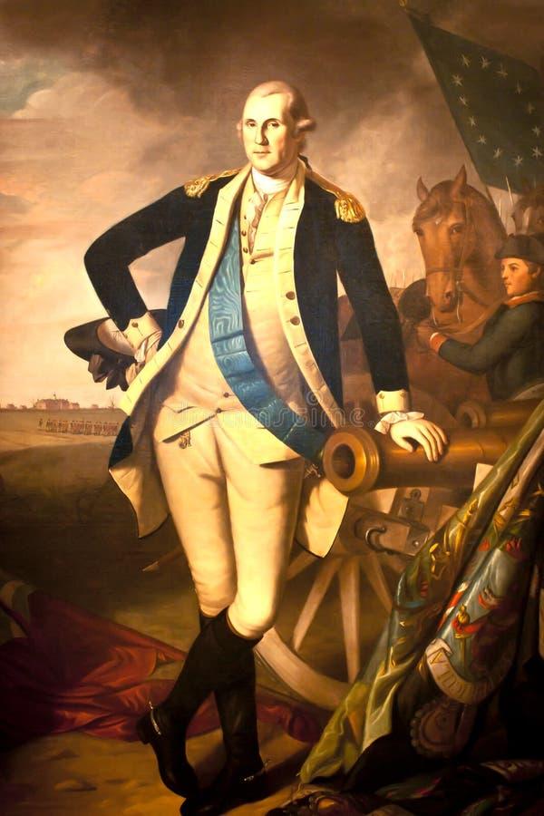 george Washington obrazy royalty free