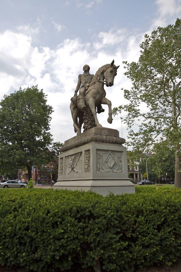 George Washington image libre de droits