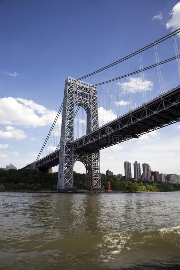 George Washington Bridge stock photography